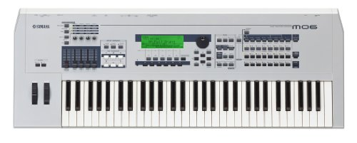 Yamaha MO6 61 Key Music Production Synthesizer