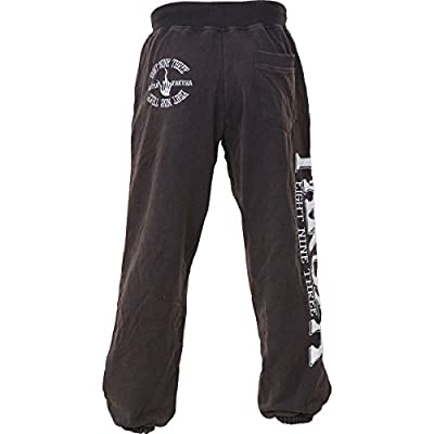Yakuza Jogginghose Heavy Metal JOB-554 Schwarz