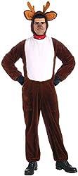 Forum Novelties Plush Reindeer Costume