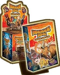 Amazon.com: Dinosaur King Trading Card Game Starter Set: Toys & Games