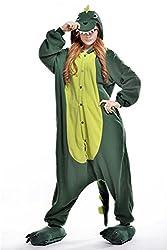 VU ROUL Anime Home Clothing Adult Cosplay Dinosaur Costume Style Pajamas