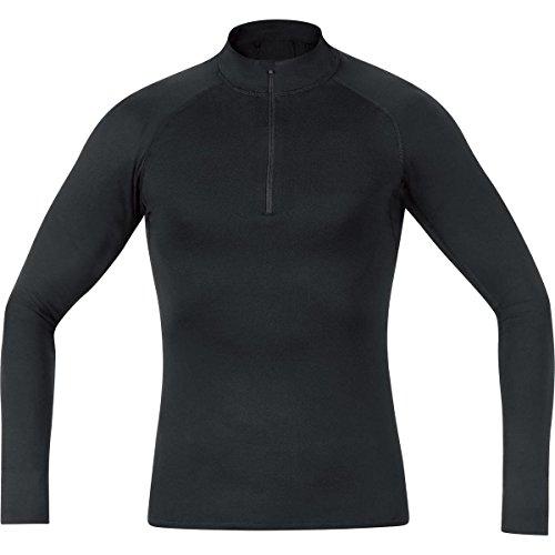 Gore Bike Wear Utnsme Base Layer Maglia a Collo Alto - Nero (Nero) - XL