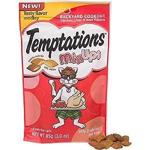 TEMPTATIONS MixUps Cat Treats