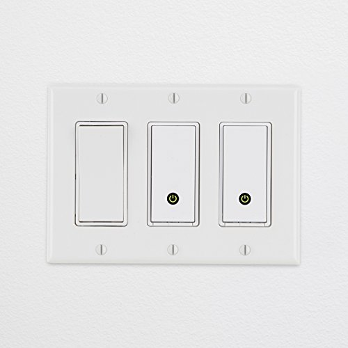 amazon wemo light switch wi fi enabled works with amazon alexa embarrados. Black Bedroom Furniture Sets. Home Design Ideas