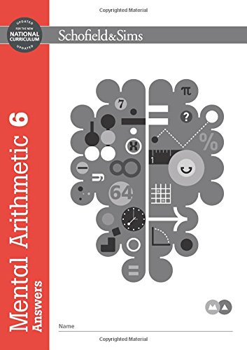Mental Arithmetic: Teacher's Notes & Answer Book Bk. 6