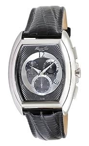 Kenneth Cole New York Men's KC1880 Classic Barrel Case Chrono Watch