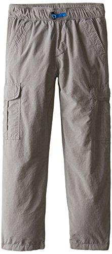 Unionbay Big Boys' Bennett Jersey Lined Pant, Grey Goose, 12