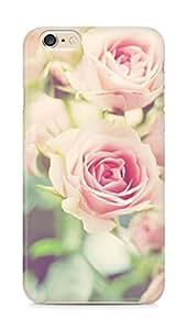 Amez designer printed 3d premium high quality back case cover for Apple iPhone 6s Plus (rose floral)