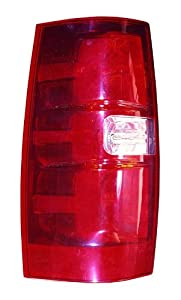 Depo 335-1929L-AS Chevrolet Tahoe/Suburban Driver Side Replacement Taillight Assembly