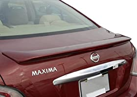 Nissan Maxima Spoiler Painted in the Factory Paint Code of Your Choice 301 K12