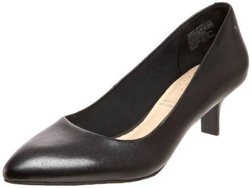 Rockport Women's Lilah Pump Black Platforms Heels K58827 5 UK