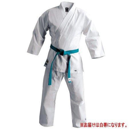 Adidas ( adidas ) traditional karate clothing training 200 adiK 200T-150 white