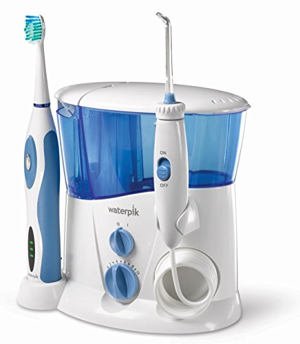 Waterpik Complete Care Water Flosser and Sonic Toothbrush, WP-900 (Electronic Flosser compare prices)