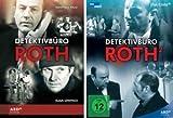 Detektivbüro Roth - Staffel 1+2 (9 DVDs)