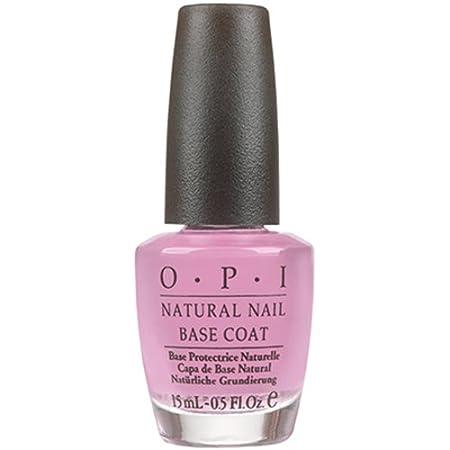 OPI Natural Nail Base Coat, 0.5-Fluid Ounce
