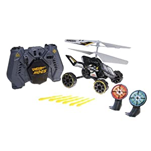 Air Hogs RC Drop Strike - Black