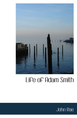 亚当 · 斯密的生活