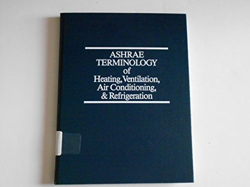 ASHRAE Terminology of HVAC&R (Hvac Quick Reference compare prices)