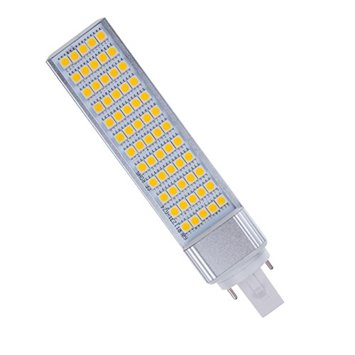 Bloomwin- 10 X New G24 13W Led Bulb 60 Chip Smd5050 Corn Lamp Ac110V