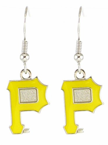 Pittsburgh Pirates Team Dangle Earrings