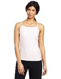 Exofficio Women\'s Give-N-Go Shelf Bra Cami Top, White, Medium