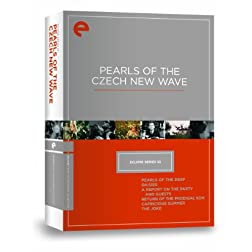 Eclipse Series 32: Pearls of the Czech New Wave (Pearls of the Deep, Daisies, A Report on the Party and Guests, Return of the Prodigal Son, Capricious Summer, The Joke) (Criterion Collection)