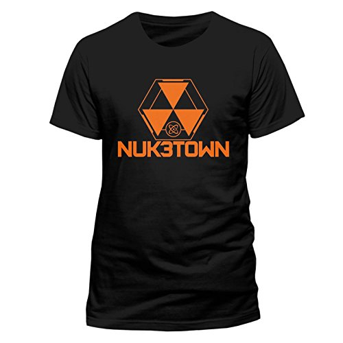 Call Of Duty Black Ops III - Nuketown T-Shirt nero XL