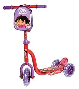 Dora 3-Wheeled Scooter