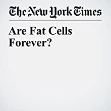 Are Fat Cells Forever? Other by Alice Callahan Narrated by Kristi Burns