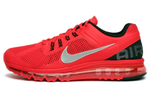 Nike Air Max+ 2013 Mens Running Shoes 554886 600 Pimento 8.5