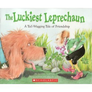 The Luckiest Leprechaun: A Tail-Wagging Tail of Friendship