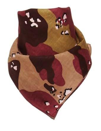 Bandana avec motif camouflage