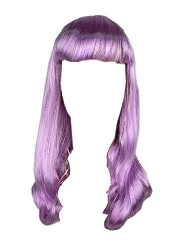 Katy Perry California Girls Candyland Lavender Wig