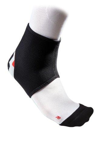 McDavid ankle support black/scarlet large
