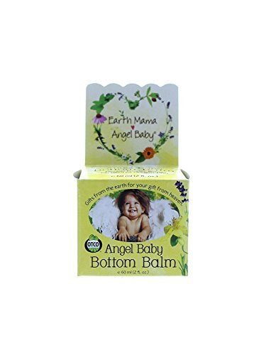 Earth Mama Angel Baby Angel Baby Bottom Balm - 2 oz Earth Mama Angel Baby Angel Baby Bottom Balm -