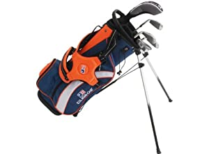 US Kids ULTRALIGHT 51 5-Club Carry Bag Set (Right Hand) by US Kids