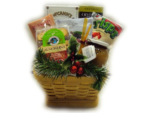 Low-sodium Heart Healthy Christmas Gift Basket