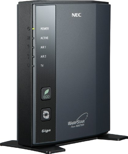 【Amazonの商品情報へ】NEC Aterm WR8700N(HPモデル) PA-WR8700N-HP