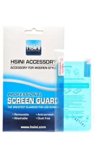 hsini Tempered Glass Screen Protector for iPhone 4/4s - Retail Packaging - Clear