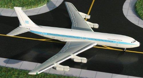 1: 400 ジェミニセレクト Argentina Air Force ボーイング 707-320 (並行輸入)