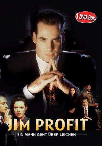Jim Profit - Ein Mann geht über Leichen, Die komplette Serie [3 DVDs]