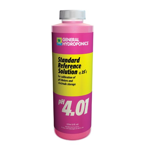 General Hydroponics Ph 4.01 Calibration Solution
