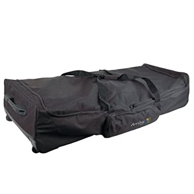 Arriba Cases Ac-152 Padded Gear Transport Bag Dimensions 53X21.5X10.5 Inches by American DJ Group of Companies