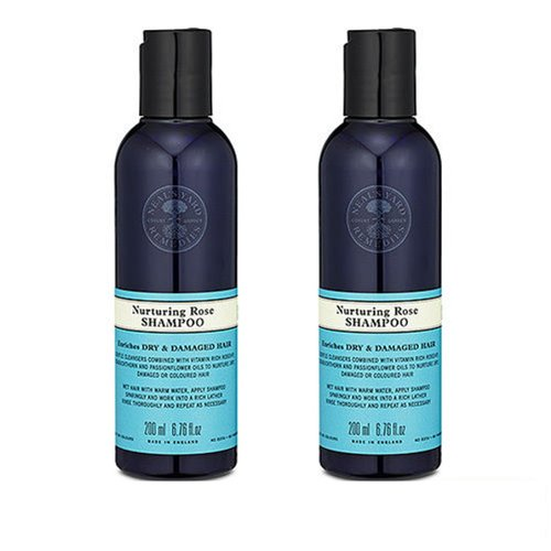 2-x-neals-yard-remedies-nurturing-rose-shampoo-200ml-x2-400ml-dry-hair