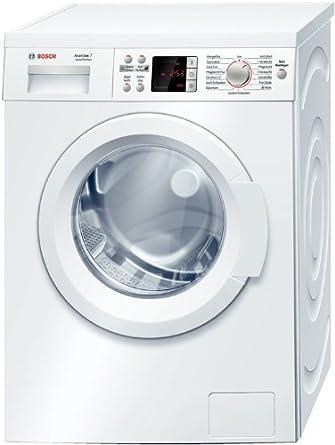 bosch waq28441 waschmaschine frontlader avantixx 7 a. Black Bedroom Furniture Sets. Home Design Ideas