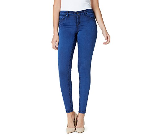 Nine West Vintage America Blues Boho Skinny Jeans 0