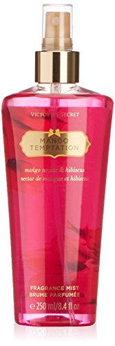 Victoria's Secret discount duty free Victoria's Secret VS Fantasies Mango Temptation femme / woman, Fragrance Mist 250 ml, 1er Pack (1 x 0.25 kg)