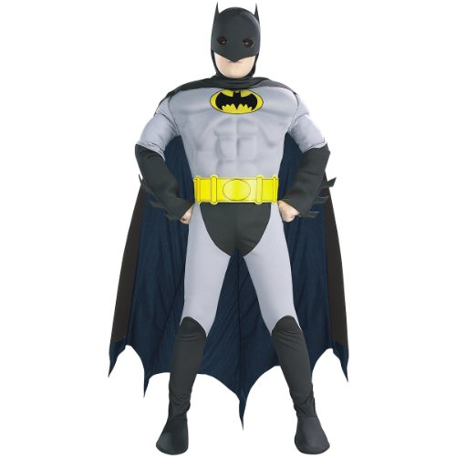 The Batman Muscle Chest Costume - Small