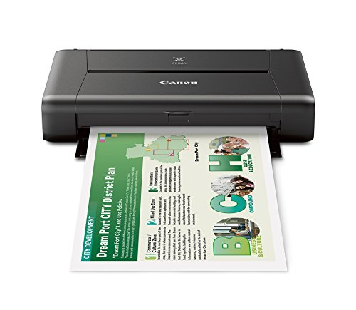 CANON PIXMA iP110 Wireless Mobile Printer With Airprint(TM) And Cloud Compatible (Mini Ipad Printer compare prices)