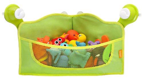 Brica Corner Bath Basket Toy Organizer front-932829